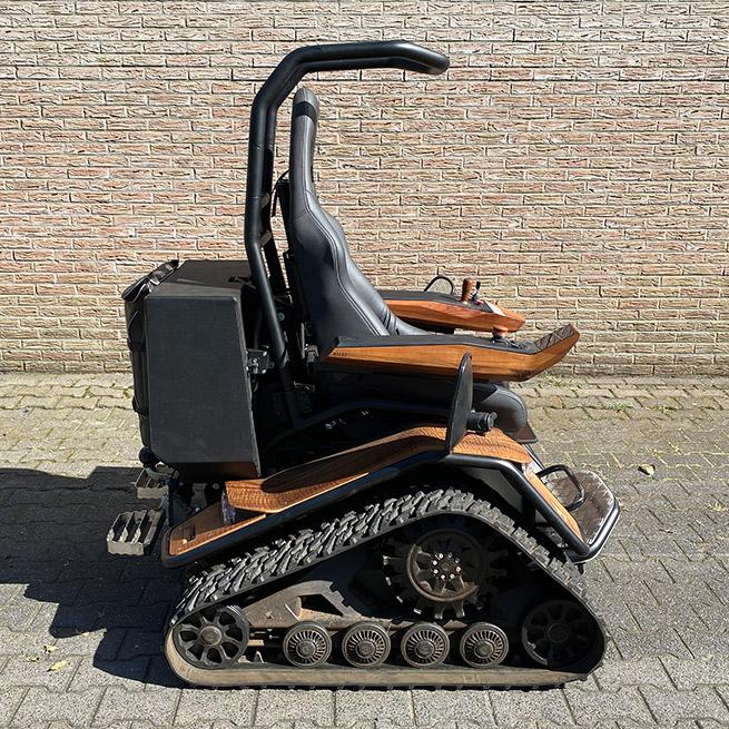 Weersink Ziesel rolstoellift electrische rolstoel lift in
