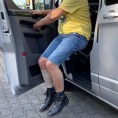 Weersink Mini Lift 1 Rolstoelbus