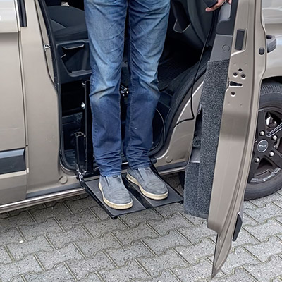 Weersink Mini Lift 3 Rolstoelbus