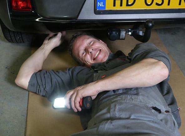 Weersink rolstoelbus lift zelfrijden contact Jan